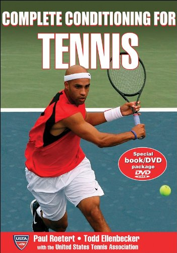 9780736069380: Complete Conditioning for Tennis (Book & DVD)