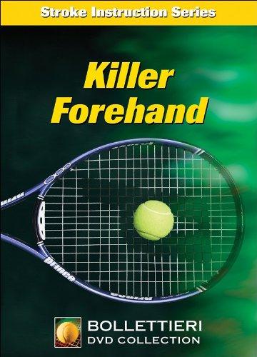 9780736069908: Killer Forehand DVD