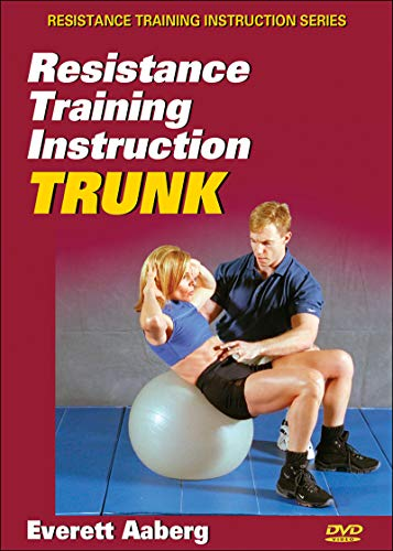 9780736070157: Resistance Training Instruction DVD: Trunk