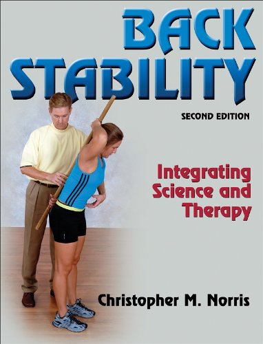 9780736070171: Back Stability: Integrating Science and Therapy