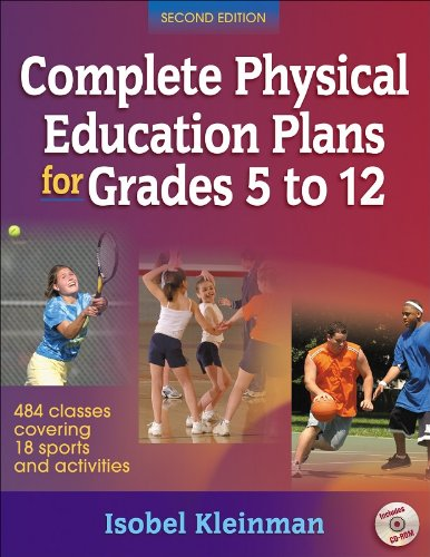 9780736071239: Complete Physical Education Plans for Grades 5 to 12-2nd Ed