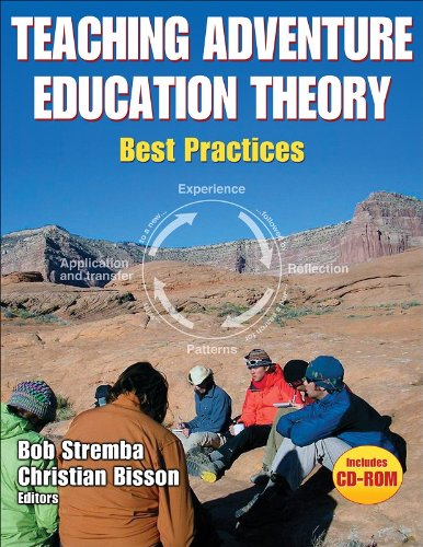 9780736071260: Teaching Adventure Education Theory: Best Practices
