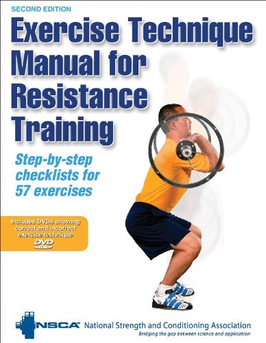 9780736071277: Exercise Technique Manual for Resistance Training-2nd Edition