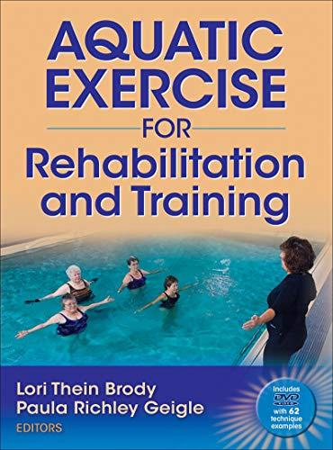 9780736071307: Aquatic Exercise for Rehabilitation Training