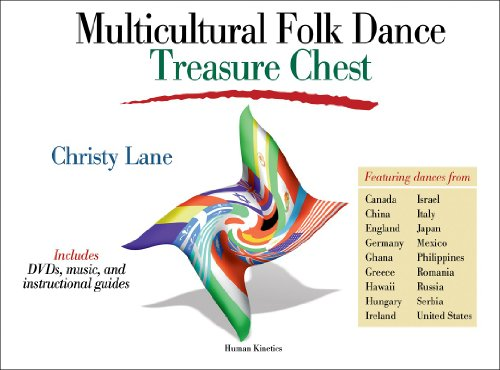 9780736071451: Multicultural Folk Dance Treasure Chest, Volumes 1 & 2 - DVD with CD
