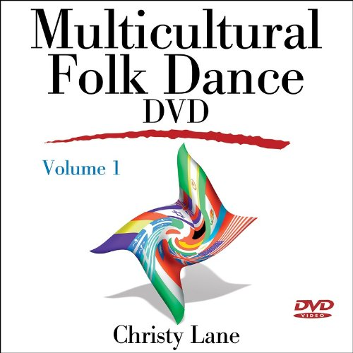 9780736071468: Multicultural Folk Dance: 1