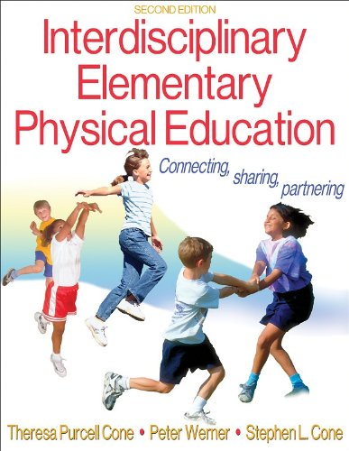 9780736072151: Interdisciplinary Elementary Physical Education-2nd Edition