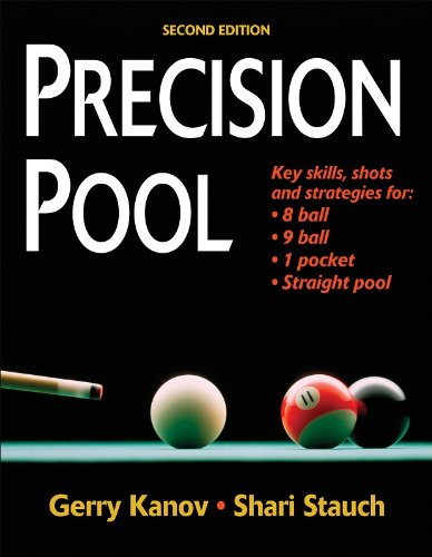 9780736073875: Precision Pool, 2nd Edition