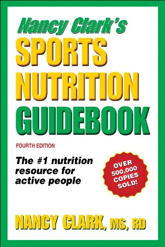 9780736074155: Nancy Clark's Sports Nutrition Guidebook