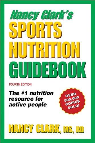 9780736074155: Nancy Clark's Sports Nutrition Guidebook