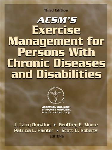 9780736074339: ACSM's Exercise Management for Persons with Chronic Disease and Disabilities