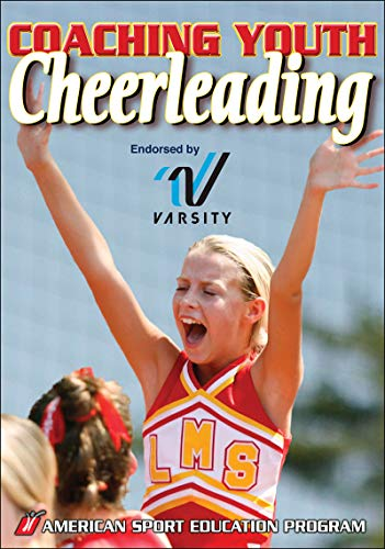 9780736074445: Coaching Youth Cheerleading