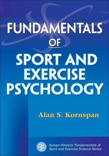 9780736074476: Fundamentals of Sport and Exercise Psychology
