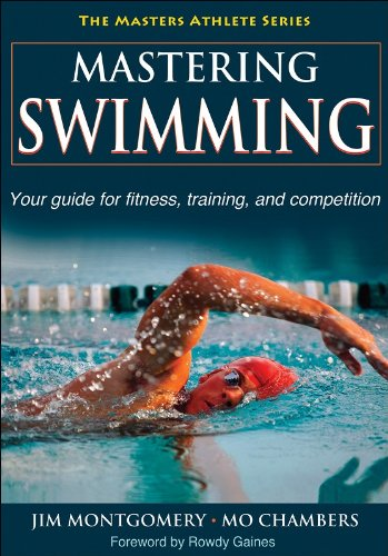 9780736074537: Mastering Swimming (The Masters Athlete Series)