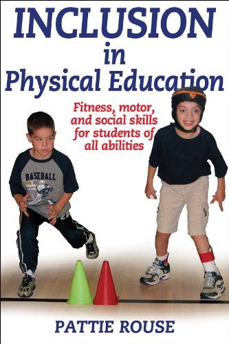 9780736074858: Inclusion in Physical Education