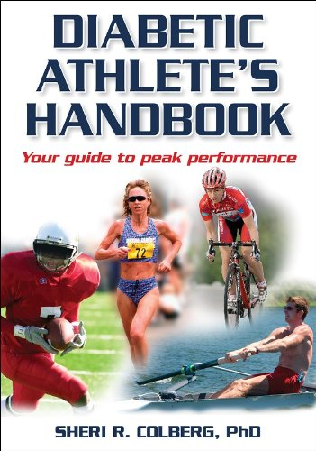 9780736074933: Diabetic Athlete's Handbook