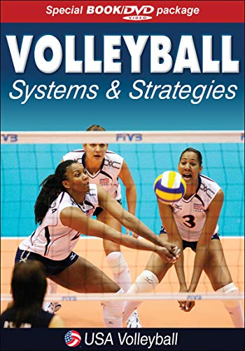 9780736074957: Volleyball Systems & Strategies