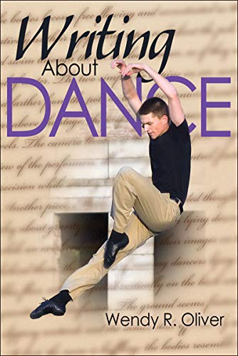 9780736076104: Writing About Dance