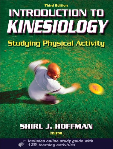 9780736076135: Introduction to Kinesiology: Studying Physical Activity, Third Edition