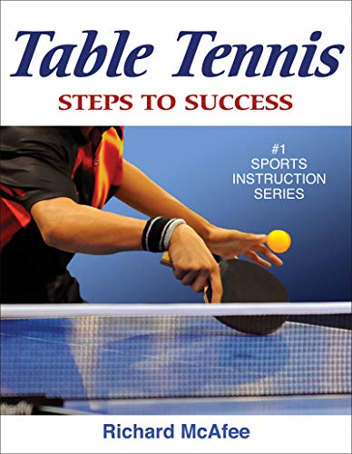 9780736077316: Table Tennis: Steps to Success