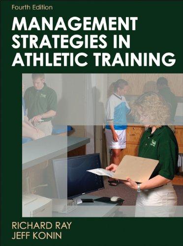 9780736077385: Management Strategies in Athletic Training (Athletic Training Education)