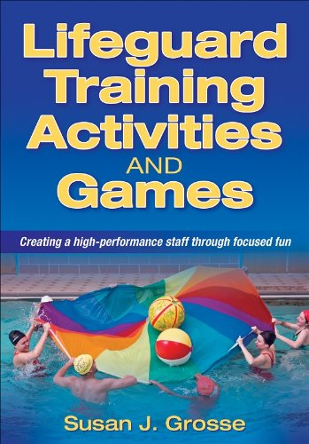 9780736079297: Lifeguard Training Activities and Games