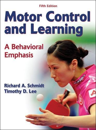 9780736079617: Motor Control and Learning: A Behavioral Emphasis