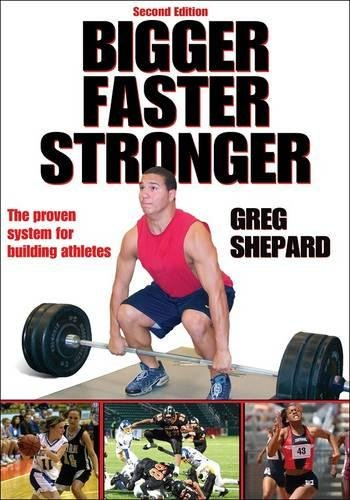 9780736079631: Bigger Faster Stronger - 2nd Edition