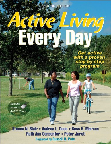 9780736079822: Active Living Every Day w/Online Resource-2nd Edition