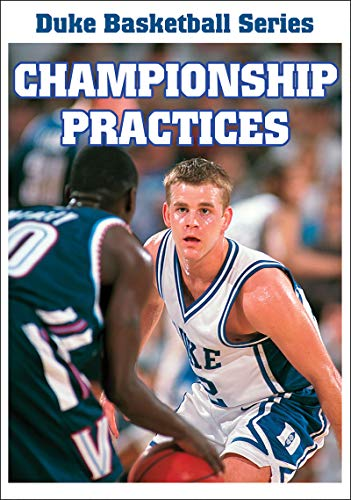 9780736079938: Championship Practices (Duke Basketball Series)