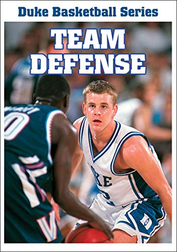 9780736079945: Duke Basketball Video Series: Team Defense DVD