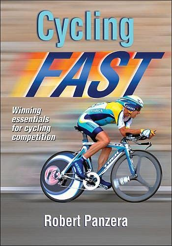 9780736081146: Cycling Fast: Winning essentials for cycling competition