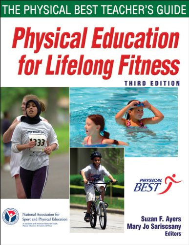 9780736081160: Physical Education for Lifelong Fitness - 3rd Edition: The Physical Best Teachers Guide