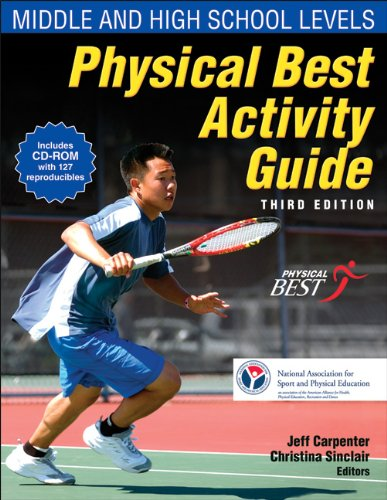 9780736081184: Physical Best Activity Guide: Middle and High School Level-3rd Ed