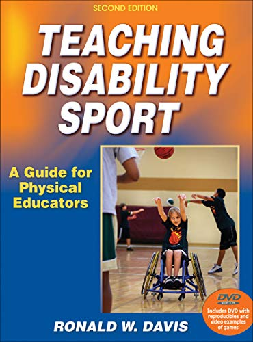 9780736082587: Teaching Disability Sport-2nd Edition: A Guide for Physical Educators