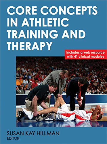 9780736082853: Core Concepts in Athletic Training and Therapy With Web Resource (Athletic Training Education)