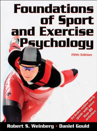 9780736083232: Foundations of Sport and Exercise Psychology With Web Study Guide-5th Edition