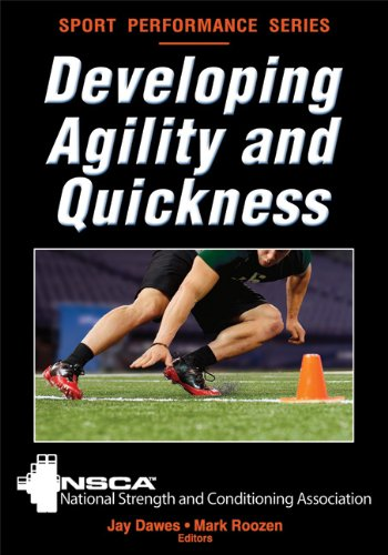 9780736083263: Developing Agility and Quickness (Sport Performance)