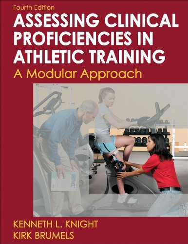 9780736083614: Developing Clinical Proficiency in Athletic Training: A Modular Approach (Athletic Training Education Series)