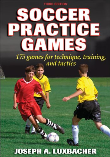 9780736083669: Soccer Practice Games - 3rd Edition