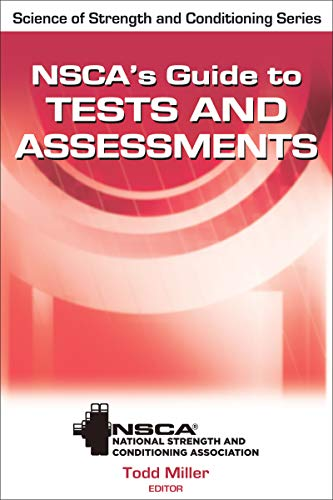 9780736083683: NSCA's Guide to Tests and Assessments