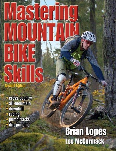 9780736083713: Mastering Mountain Bike Skills