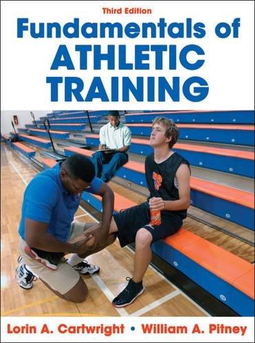 9780736083737: Fundamentals of Athletic Training-3rd Edition