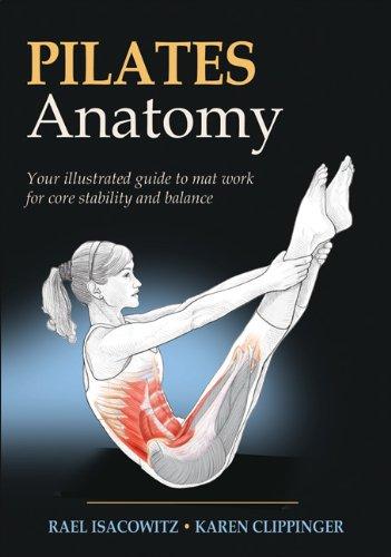 9780736083867: Pilates Anatomy