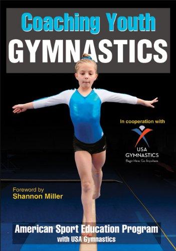 9780736084031: Coaching Youth Gymnastics (Coaching Youth Sports)