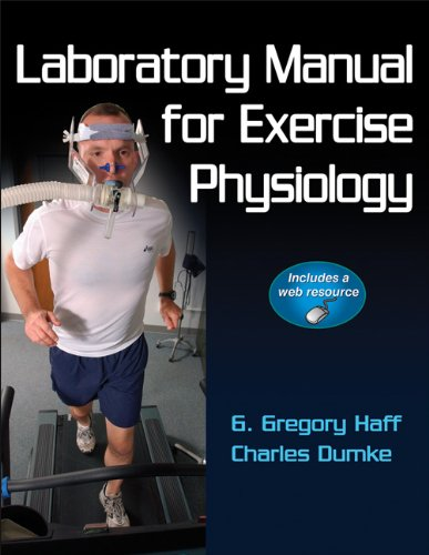 9780736084130: Laboratory Manual for Exercise Physiology With Web Resource