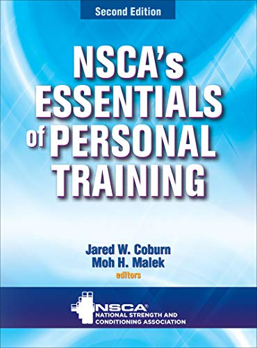 NSCA's Essentials of Personal Training, 2nd Edition: Jared W. Coburn,Moh