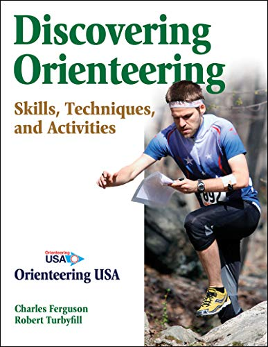 9780736084239: Discovering Orienteering: Skills, Techniques, and Activities