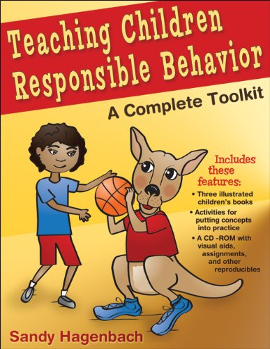 9780736084314: Teaching Children Responsible Behavior: A Complete Toolkit