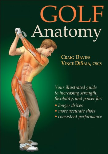 9780736084345: Golf Anatomy